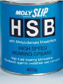Molyslip HSB (High Speed Bearing Grease) - 高速轴承脂